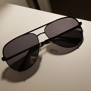 Quay x desi high key sunglasses